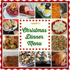 favorite christmas dinners christmas christmas dinner menu and ideas pinterest southern christmas traditional christmas dinner and dinners - Southern Christmas Dinner Menu Ideas