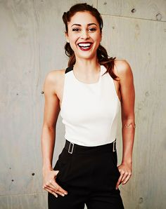 Just Lindsey Morgan