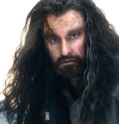 Richard Armitage as Thorin Oakenshield in The Hobbit: The Battle Of The Five Armies (2014)