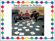 Music Game {Music Instrument - Swat Game} by Stucki Education Station Music Lessons For Kids, Music Lesson Plans, Kindergarten Lesson Plans, Primary Lessons, Preschool Music, Teaching Music, Music Education Activities, Physical Education, Health Education