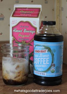What's Good at Trader Joe's?: Trader Joe's Organic French Roast Cold Brew Coffee Concentrate