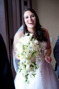 brides bouquet by @arcad