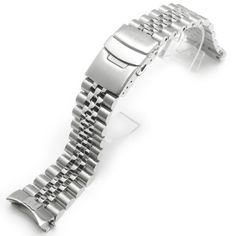 22MM 316L STAINLESS STEEL SUPER JUBILEE WATCH BAND for Seiko SKX007 - http://www.specialdaysgift.com/22mm-316l-stainless-steel-super-jubilee-watch-band-for-seiko-skx007/
