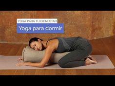 Yoga para dormir: asanas para un buen descanso - YouTube