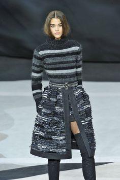 #Paris #Fashion #Week - #Chanel