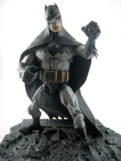Mignola Batman (Batman) Custom Action Figure