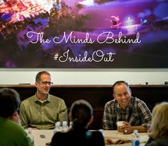 The Minds Behind Inside Out #InsideOutEvent