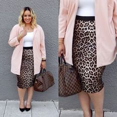 Plus Size Fashion - BLUSH | beauticurve