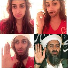 These #MakeupTransformation Made Me Laugh Uncontrollably.