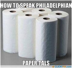 How To Speak Philadelphian