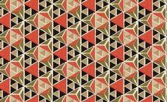 Beautiful Byzantine Pattern