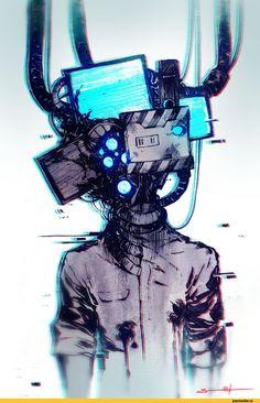 soma,Игры,Игровой арт,game art,Sci-Fi,art,арт,красивые картинки