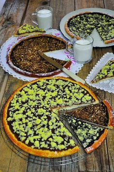 Valašské frgále Slovak Recipes, Czech Recipes, Cas, Sweet Cakes, Cookie Desserts, Desert Recipes, Sweet Recipes, Sweet Tooth, Bakery