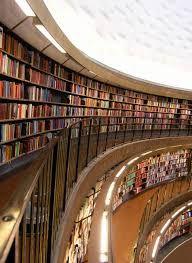 bibliothek stockholm