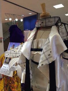 琉球ファッションデザインコンテスト入賞作品展。