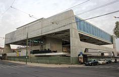 Novo Museu dos Coches (Lisboa) -Paulo Mendes da Rocha, MMBB e Bak Gordon Arquitectos-