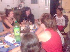 Encuentro con mujeres, barrio SArmiento