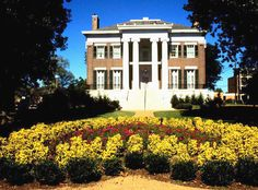 Rogers Hall on the campus of UNA, Florence, Al.  jpg 804×594 pixels