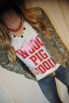 @Savanna Gattis- this website made me think of you!! Tons of cute hogs fashion!!!