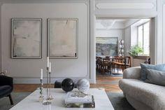 Studio Apartment, Master Bathroom, Oversized Mirror, Sweet Home, Interior Design, Kitchen, Inspiration, Furniture, Bedroom Ideas