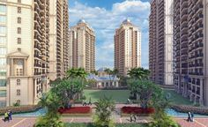 Luxurious Property in Gurgaon - ATS Grandstand