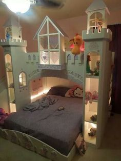 Boy/ girls castle room
