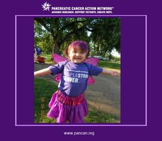 jenna having fun in her Purple!! #ShowUsYourPurple  http://www.facebook.com/JointheFight/app_363537963719996