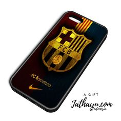 Custom case premium all iphone | fc barcelona nike