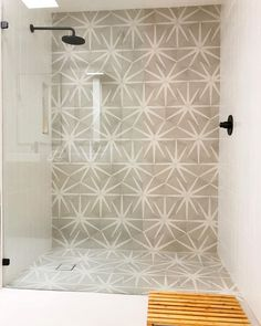 9 Affluent Cool Tips: Small Shower Remodel Tiny House shower remodel on a budget tips.Small Shower Remodeling Videos walk in shower remodel on a budget.Stand Up Shower Remodel Diy. Shower Tile Designs, Walk In Shower Designs, Tub To Shower Remodel, Remodel Bathroom, Master Bath Shower, Shower Installation, Bath Tiles, Penny Tile Bathrooms, Small Showers