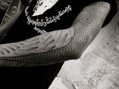 geometric patterns tattoo