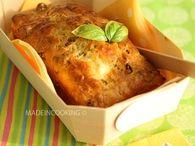 Cake aux tomates séchées, à la fêta et au basilic : Etape 3