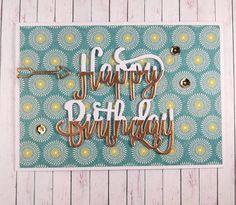 Im Embossingfieber😁  #embossingpowder #wowembossingpowder #happybirthday #stampinup #lovepaper #handmadecards #handmade #cards… Embossing Powder, Handmade Cards, Stampin Up, Happy Birthday, Paper, Craft Cards, Happy Brithday, Urari La Multi Ani, Stamping Up