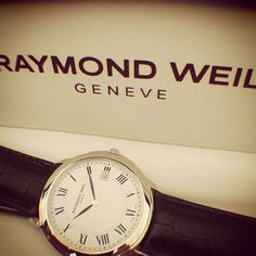 A must-have for classic timepiece lovers. Raymond Weil, Latest Instagram, Fire Heart, High Point, Cool Watches, Jewelry Stores, Omega Watch, Diamond Jewelry, Lovers