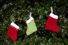 Christmas Stocking Decorations £5.00