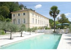 An excellent example of a Girondine Chateau, this property is presented in excellent order throughout, and, in addition to the six-bedroomed main chateau, includes an adjoining two-bedroomed Guardian's Cottage in similarly good order. €2,680,000, Aquitaine #France #Property #Dream
