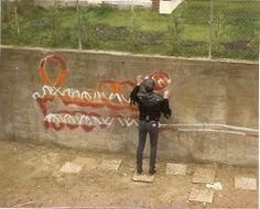69. Foto de Edi Clavo. Pozuelo de Alarcón. Madrid. 1989
