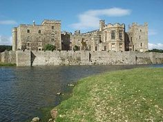 Raby Castle is near Staindrop in County Durham, England. The castle sits in a 200 acres (810,000 m2) deer park. The castle was built by John Neville, 3rd Baron Neville de Raby in approximately 1367 to 1390. Cecily Neville, who was the mother of the Kings Edward IV and Richard III was born here.