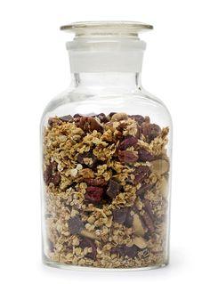 Taivaallinen granola tummalla suklaalla ja karpaloilla - Soppa 365