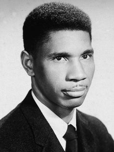 Medgar Evers, civil rights activist & NAACP field secretary. He led efforts to overturn segregation at the Univ. of Mississippi, organized boycotts of gas stations that denied Blacks use of their restrooms, vocally supported Clyde Kennard, and drove attention to the murder of Emmett Till, making him a prominent Black leader. He was shot in the back in his driveway by a white supremacist from the White Citizens' Council; it would take 30 years before the known killer would be convicted…