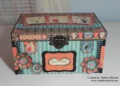 (3) Scrapadabadoo Crafts