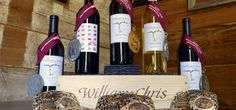 Another personal favorite (and fellow Texas Aggies!) William Chris Vineyards | Texas Hill County Wineries - they also sell Alphonse Dotson's Gotas de Oro- so good!