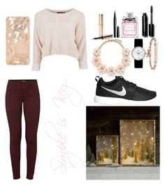 """""""I want this outfit so bad"""" by ootdforme on Polyvore featuring J.Crew, J Brand, Bobbi Brown Cosmetics, By Terry, Marc Jacobs, Christian Dior, Hoorsenbuhs and NIKE"""