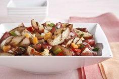 Points Plus-Grilled Potato Salad Recipe