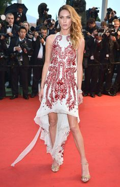 Cannes Fashion - Red Carpet Dresses at Cannes 2012
