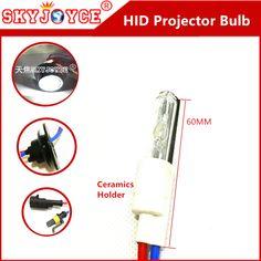 2X hid bulb mini projector bulb hid light 35W 4300K 5000K 8000K 6000K 3000K hid xenon projector headlight lamp accessories