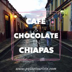 Café y chocolate en Chiapas, México