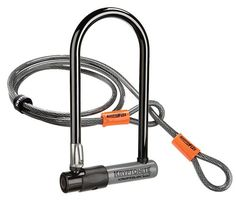 Kryptonite Bike Lock and 4 Foot Kryptoflex Cable: Amazon.co.uk: Sports & Outdoors