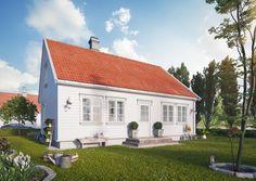 Sørlandshus, Skipperhus, God byggeskikk, Nostalgi