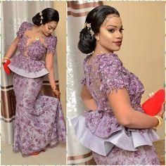 Latest Aso Ebi Lace Styles inspiring latest Aso Ebi styles For wedding Nigerian Lace Styles, Aso Ebi Lace Styles, African Lace Styles, Lace Dress Styles, African Lace Dresses, African Dresses For Women, Ankara Styles, African Fashion Ankara, Latest African Fashion Dresses