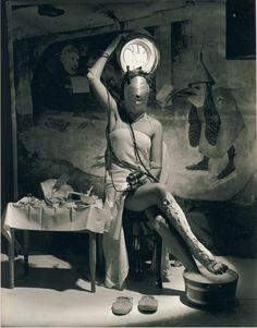 Horst P. Horst, Electric Beauty, Paris 1939